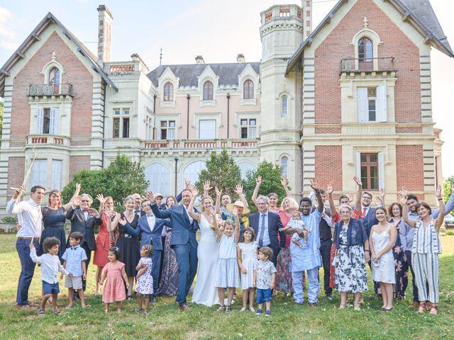 Le mariage de Fabien et Bérénice à Corzé, Maine et Loire 52