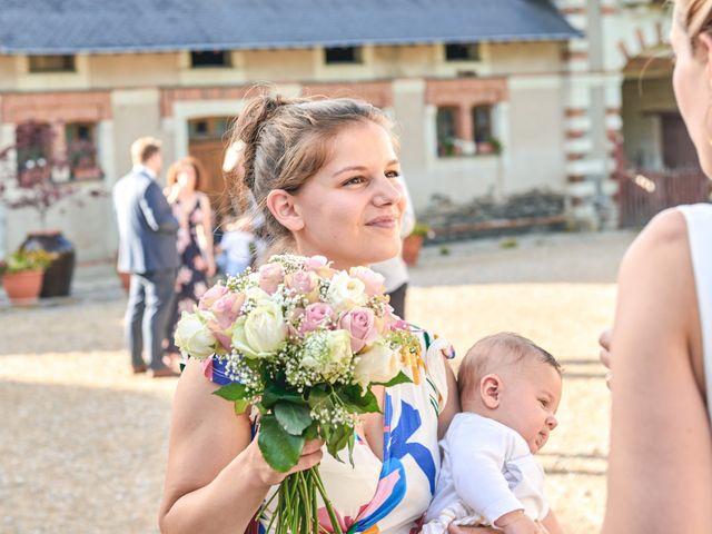 Le mariage de Fabien et Bérénice à Corzé, Maine et Loire 53