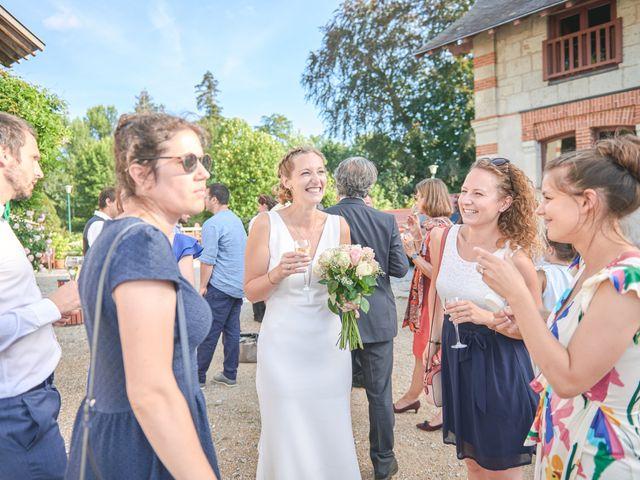 Le mariage de Fabien et Bérénice à Corzé, Maine et Loire 56