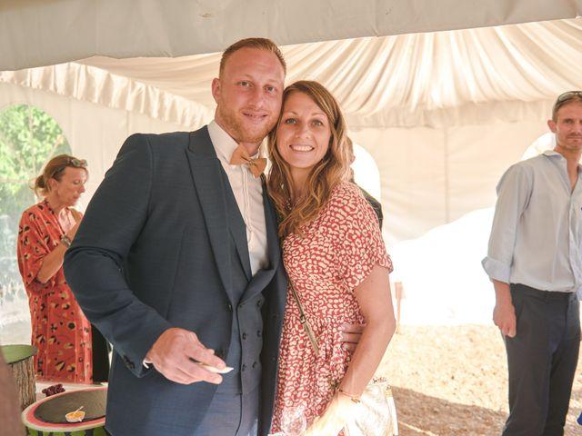 Le mariage de Fabien et Bérénice à Corzé, Maine et Loire 60