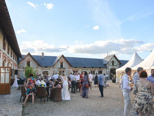 Le mariage de Fabien et Bérénice à Corzé, Maine et Loire 62
