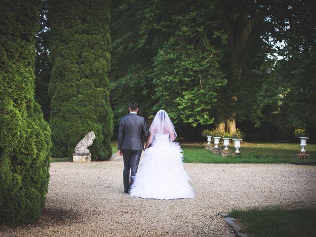 Le mariage de Romain et Clotilde à Noyon, Oise 93