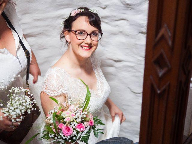 Le mariage de Jeff et Tiphaine à Cléguérec, Morbihan 11