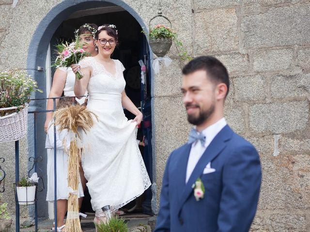 Le mariage de Jeff et Tiphaine à Cléguérec, Morbihan 12