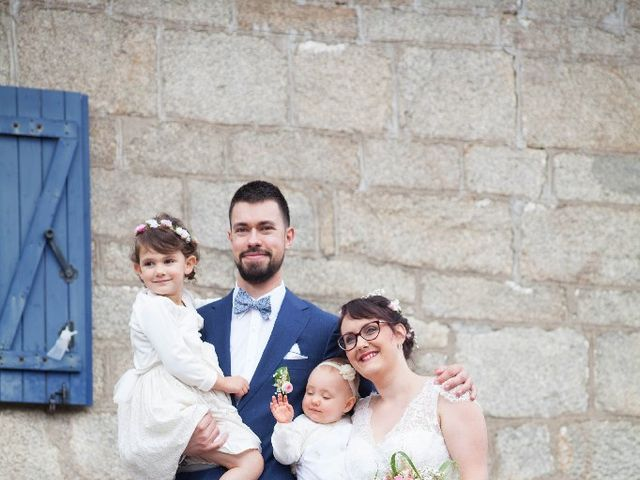 Le mariage de Jeff et Tiphaine à Cléguérec, Morbihan 13