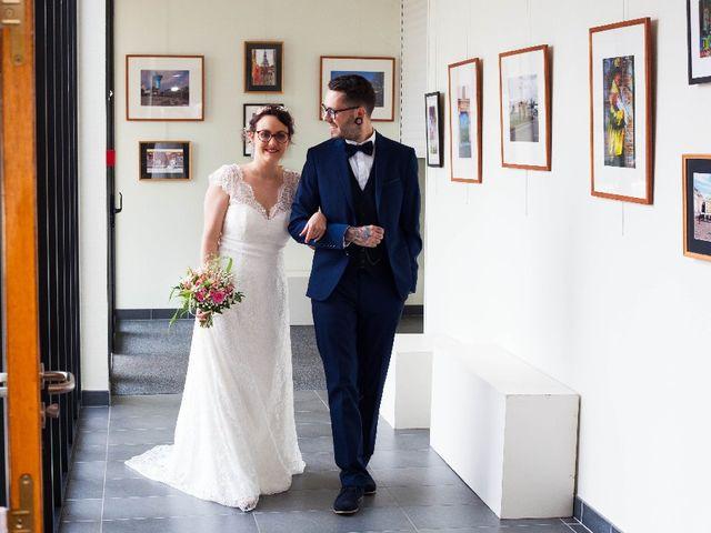Le mariage de Jeff et Tiphaine à Cléguérec, Morbihan 16