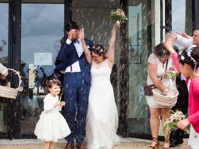 Le mariage de Jeff et Tiphaine à Cléguérec, Morbihan 19