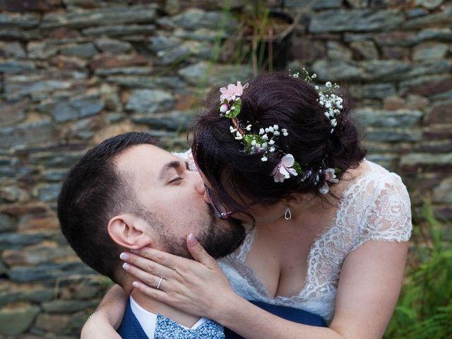 Le mariage de Jeff et Tiphaine à Cléguérec, Morbihan 25