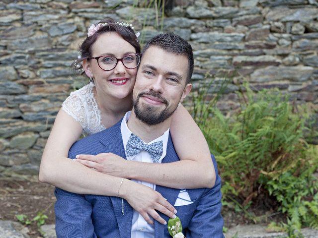 Le mariage de Jeff et Tiphaine à Cléguérec, Morbihan 26