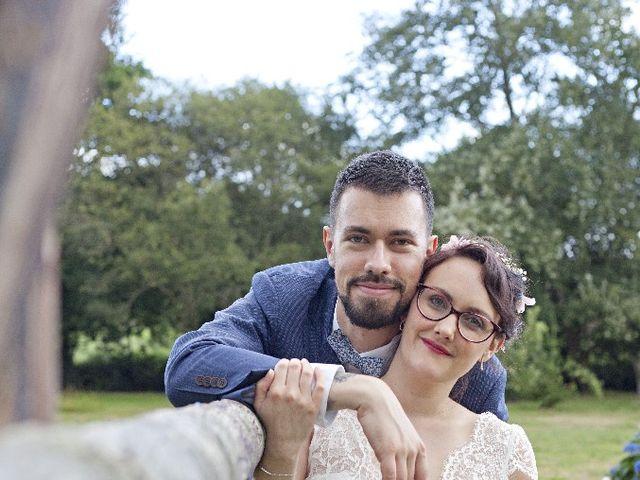 Le mariage de Jeff et Tiphaine à Cléguérec, Morbihan 27