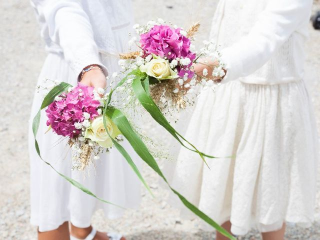 Le mariage de Jeff et Tiphaine à Cléguérec, Morbihan 31