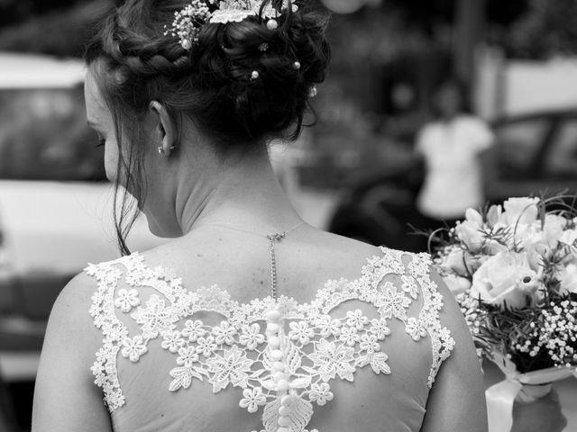 Le mariage de Julien et Caroline à Autrans, Isère 5