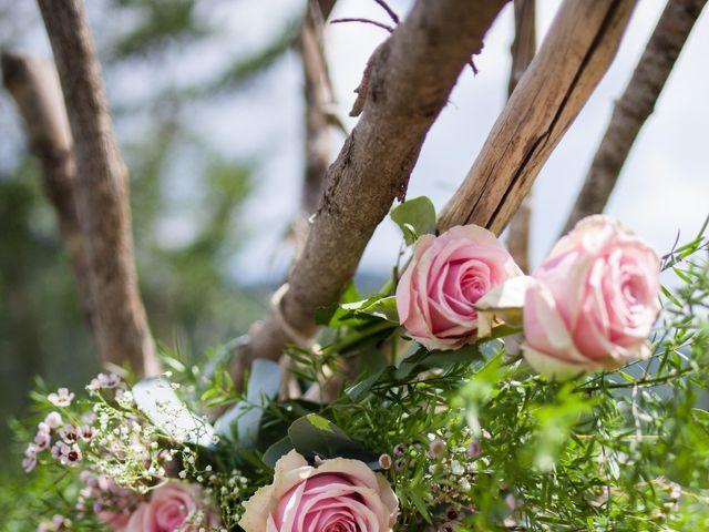 Le mariage de Julien et Caroline à Autrans, Isère 8