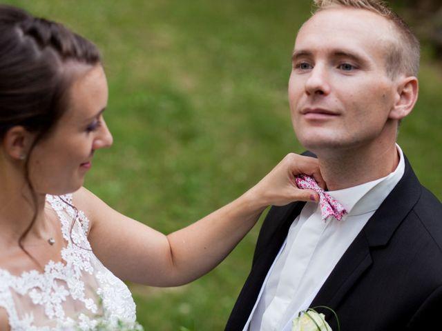 Le mariage de Julien et Caroline à Autrans, Isère 10