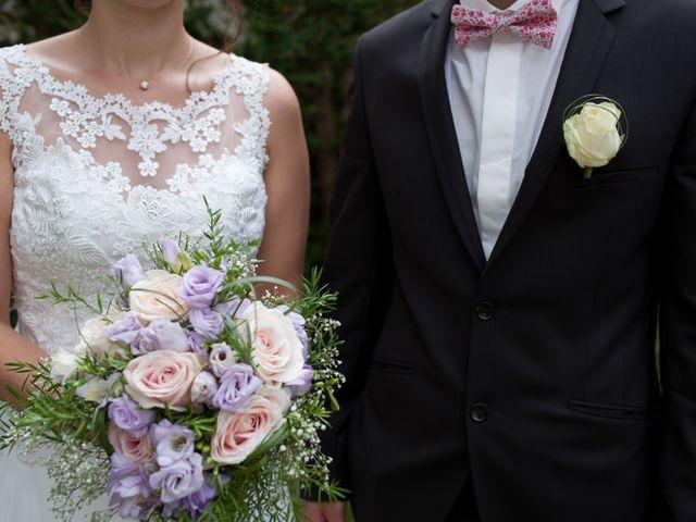 Le mariage de Julien et Caroline à Autrans, Isère 19