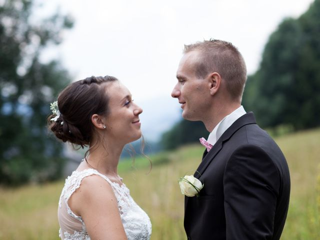 Le mariage de Caroline et Julien