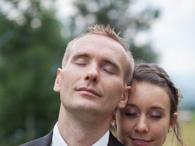 Le mariage de Julien et Caroline à Autrans, Isère 24