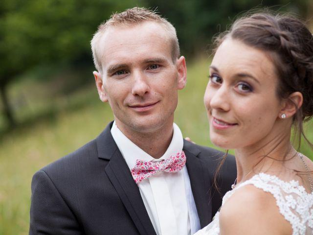 Le mariage de Julien et Caroline à Autrans, Isère 27