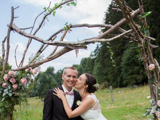 Le mariage de Julien et Caroline à Autrans, Isère 32