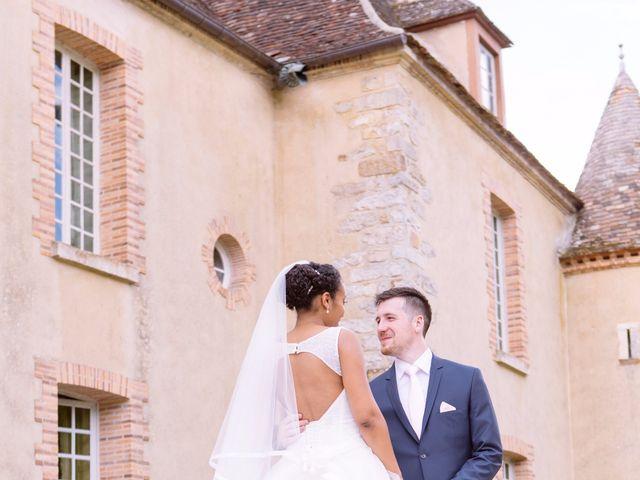 Le mariage de Thomas et Elodie à Nailly, Yonne 7