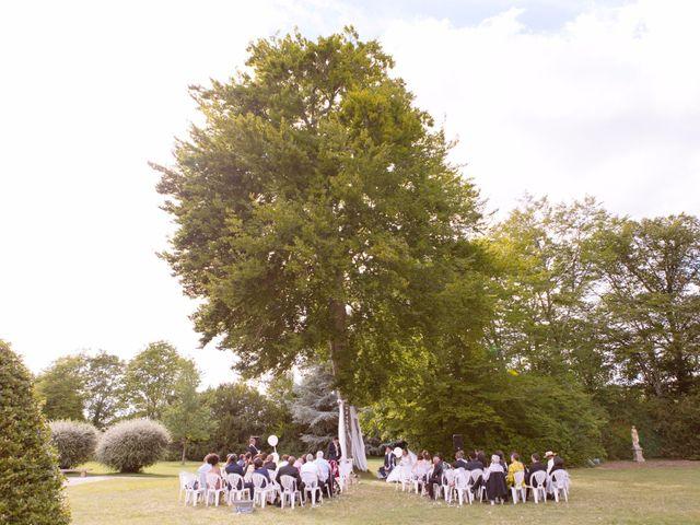 Le mariage de Thomas et Elodie à Nailly, Yonne 1