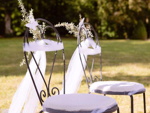 Le mariage de Thomas et Elodie à Nailly, Yonne 14