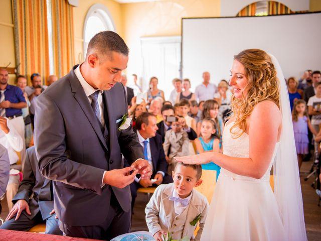 Le mariage de Marc et Eloise à Vourey, Isère 2