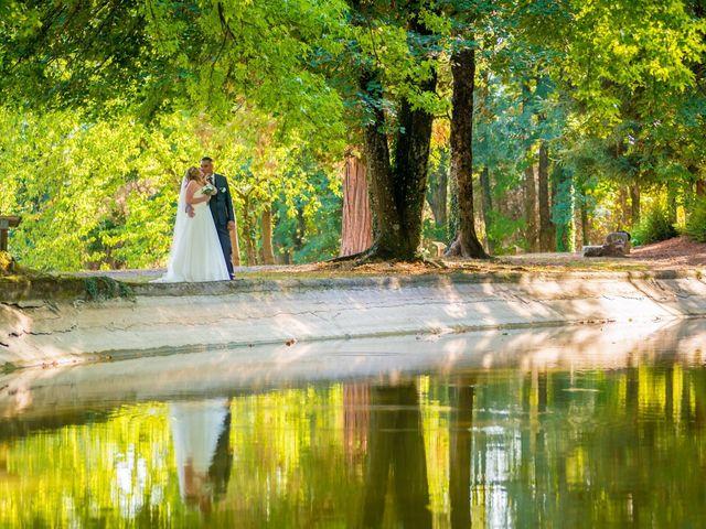 Le mariage de Marc et Eloise à Vourey, Isère 10