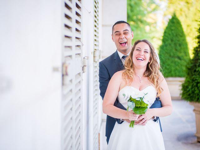 Le mariage de Marc et Eloise à Vourey, Isère 11
