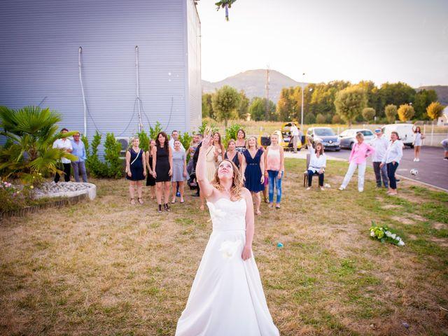 Le mariage de Marc et Eloise à Vourey, Isère 20
