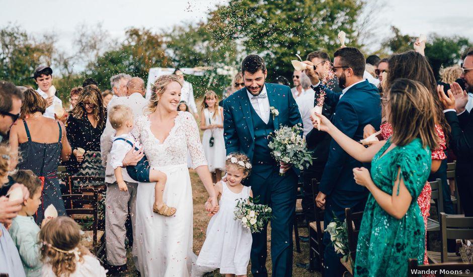 Le mariage de Basile et Marine à Mormant, Seine-et-Marne