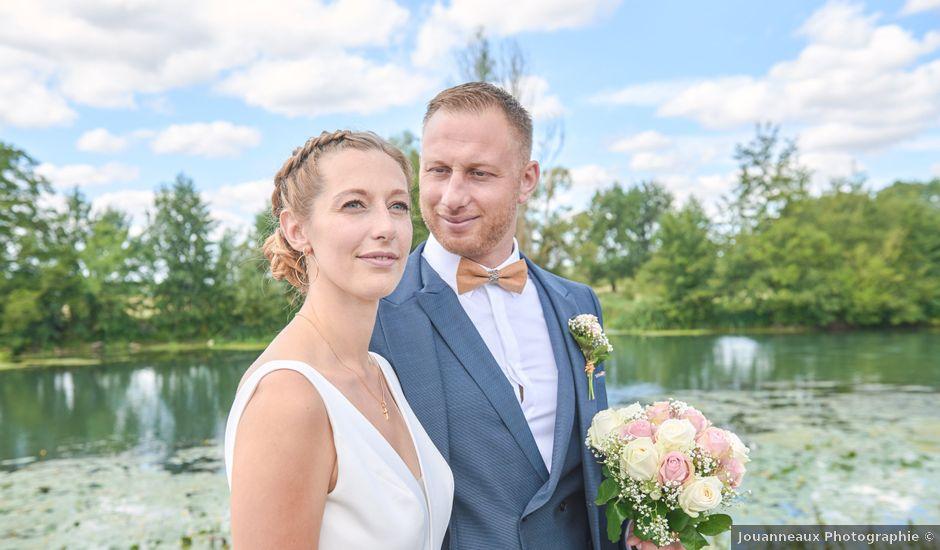 Le mariage de Fabien et Bérénice à Corzé, Maine et Loire