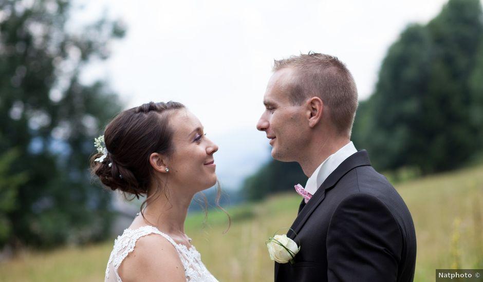 Le mariage de Julien et Caroline à Autrans, Isère