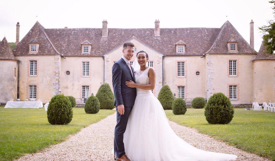 Le mariage de Thomas et Elodie à Nailly, Yonne