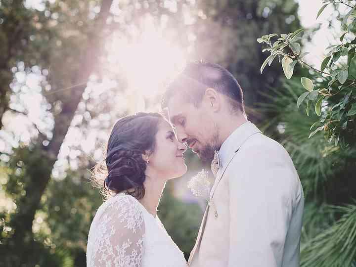 Le mariage de Sabrina et Thomas