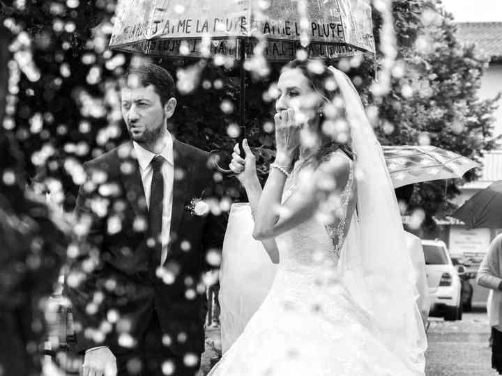 Le mariage de Camille et Jean-François