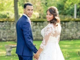 Le mariage de Tifane et Azzedine