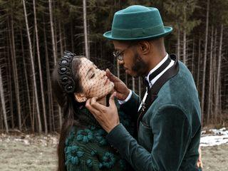 Le mariage de Prisila et Kévin 2