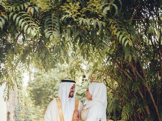Le mariage de Agathe et Abdulrahman 2