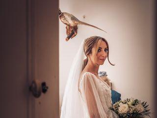 Le mariage de Léa et Dov 1
