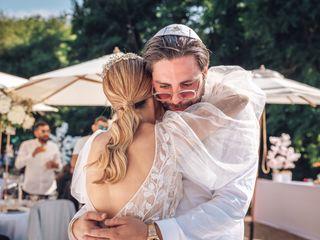 Le mariage de Léa et Dov