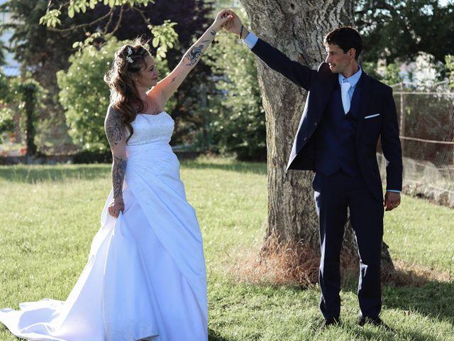 Le mariage de Sébastien et Jessica à Châteauroux, Indre 11
