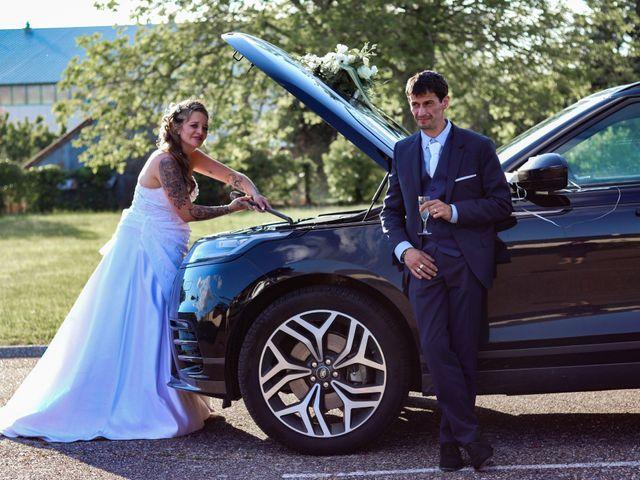 Le mariage de Jessica et Sébastien