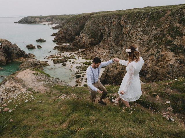 Le mariage de Germain et Stéphanie à Guilers, Finistère 4
