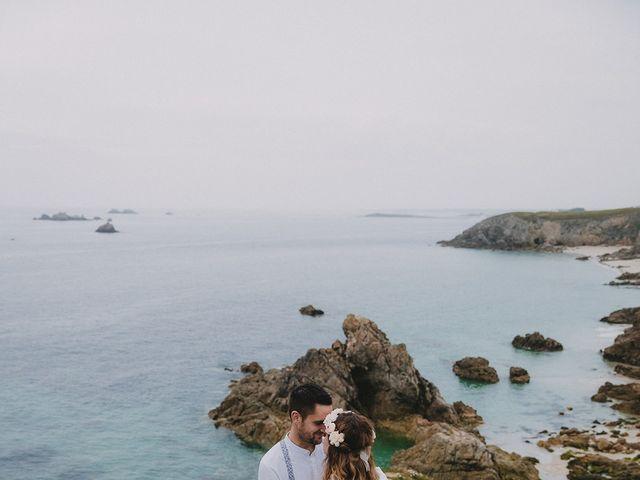 Le mariage de Germain et Stéphanie à Guilers, Finistère 7