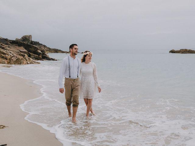 Le mariage de Germain et Stéphanie à Guilers, Finistère 12