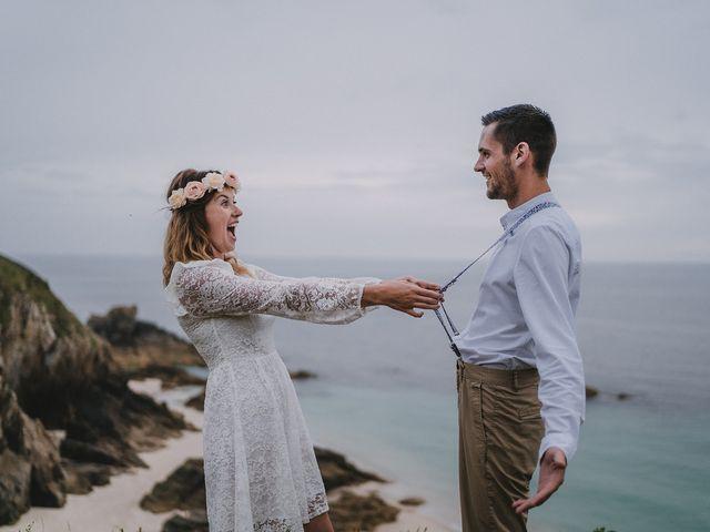 Le mariage de Germain et Stéphanie à Guilers, Finistère 33