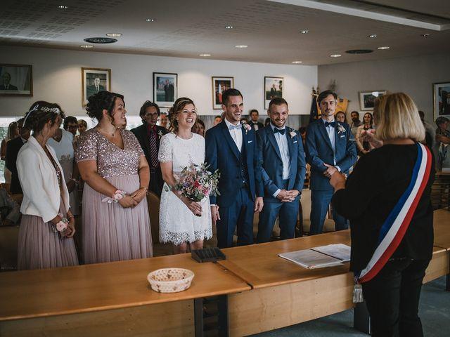 Le mariage de Germain et Stéphanie à Guilers, Finistère 76