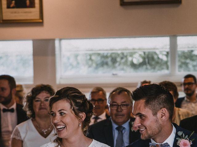 Le mariage de Germain et Stéphanie à Guilers, Finistère 77