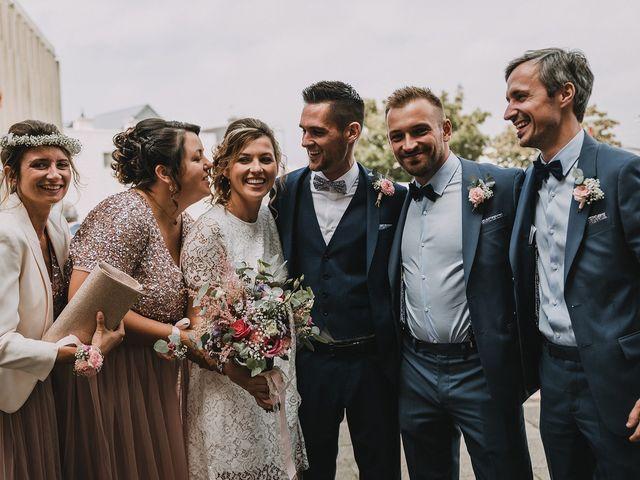 Le mariage de Germain et Stéphanie à Guilers, Finistère 83